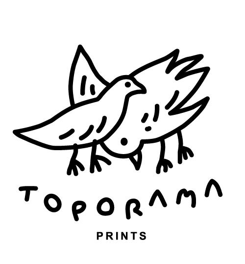 Toporama Prints
